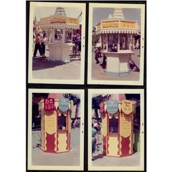 Disneyland Sign & Pictorial Department  reference photo archive.