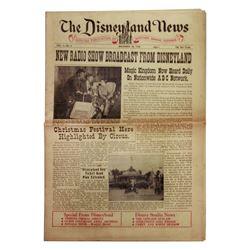 Disneyland News second issue.