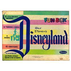 Disneyland fun box craft set.