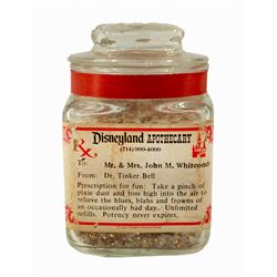 "Upjohn Drugstore/Apothecary  ""prescription"" pixie dust."