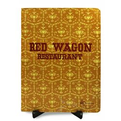 Swift's Red Wagon Inn dinner menu.