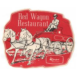 Swift's Red Wagon Inn childrens dinner menu.