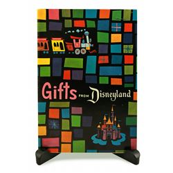 Gifts From Disneyland Mail order catalog.