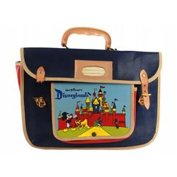 Childs' Disneyland book bag.