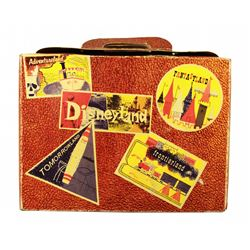 "Disneyland ""Mickey Mouse"" camera outfit in box."