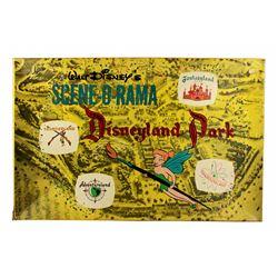 "Disneyland ""Scene-O-Rama"" paint set."