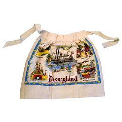 Disneyland souvenir apron.