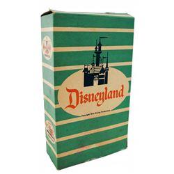 Original Disneyland popcorn box.