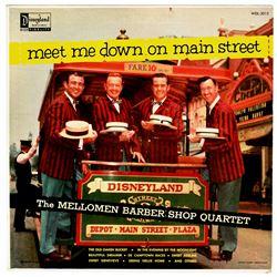 Meet Me Down On Main Street by The Mellowmen lp.