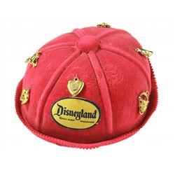 Disneyland felt charm beany hat.