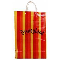 Disneyland shopping bag.