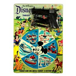 Disneyland unopened metal target game.