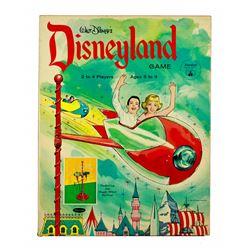 Walt Disney's Disneyland Game.