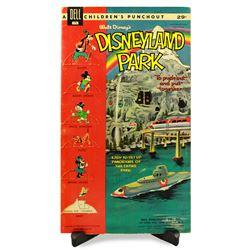 Disneyland push-out book.