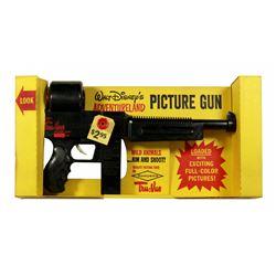 """Adventureland """"Tru-Vue"""" picture gun new in box."""