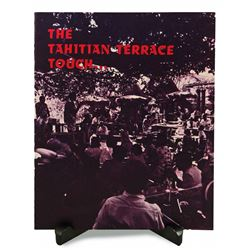 Tahitian Terrace standard operating procedures manual for waitresses and hostesses.
