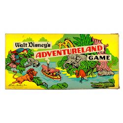 Original Walt Disney's Adventureland Game.