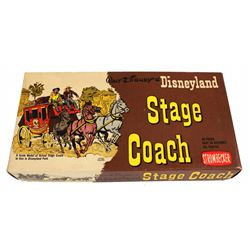 Strombecker Frontierland Stage Coach unused model kit.