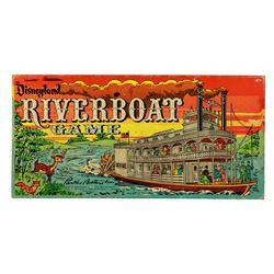 Original Disneyland Riverboat Game.