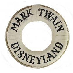Mark Twain Riverboat Life Preserver prop.