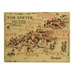 Tom Sawyer Island (2) explorer's maps.