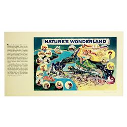 Nature's Wonderland guidebook insert.