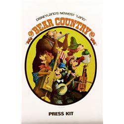 Bear Country/Country Bear Jamboree press kit.