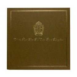 Rare Club 33 membership sales brochure.