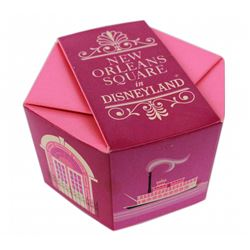 New Orleans Square  perfume shop box.