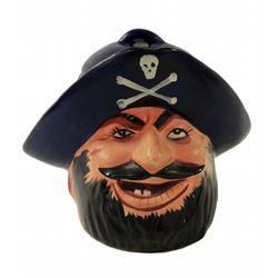 Pirates of the Caribbean (4) souvenir condiment jars.