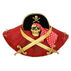 Pirates of the Caribbean Limited Edition Warning Skull.