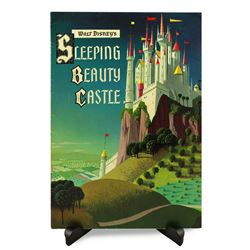Sleeping Beauty Castle walk-through exhibit program.