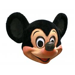 "WALT DISNEY WORLD ""MICKEY MOUSE""  WALK-AROUND CHARACTER COSTUME HEAD."