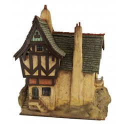 "Storybook Land house prop from ""Cinderella's Village""."
