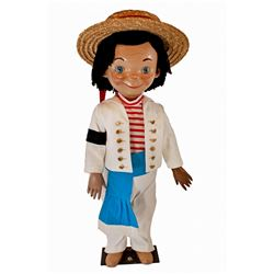 Its' A Small World/Worlds Fair animatronic doll figure .