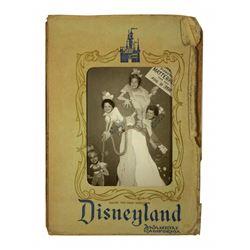 Art Corner souvenir photograph mailer – Matterhorn Bobsleds.
