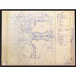 Tomorrowland site improvements plot plan