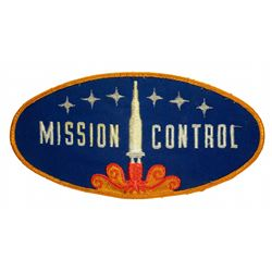 Mission to Mars  uniform jacket patch.