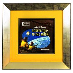 OriginalRocket to the Moon record sleeve artwork.