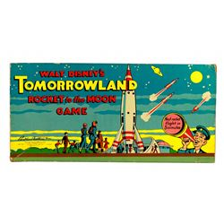 Original Walt Disney's Tomorrowland Game.