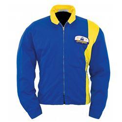 Original Autopia castmember costume jacket.