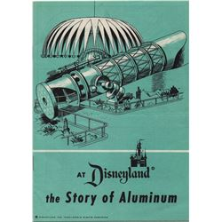 Kaiser's The Story of Aluminum exhibit booklet.