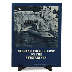 Submarine Voyage  standard operating procedures manual for cast members.