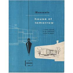 House of the Future Monsanto corporate booklet.