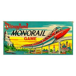 Original Walt Disney's Monorail Game.