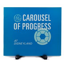 CAROUSEL OF PROGRESS STANDARD OPERATING PROCEDURES MANUAL FOR CAST MEMBERS.