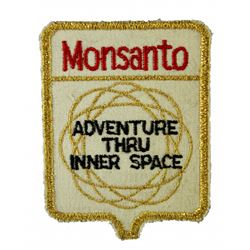 Adventure Through Inner Space cast member uniform patch.