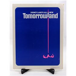 """New Tomorrowland"" 1967 press kit."