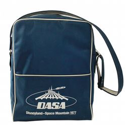Space Mountain grand opening shoulder bag.
