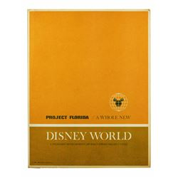 Project Florida: A Whole New Disney World press kit.